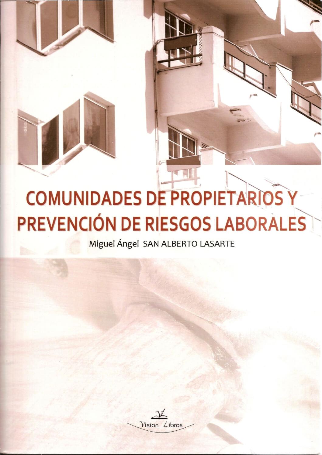 PREVENCION DE RIESGOS en COMUNIDADES DE PROPIETARIOS